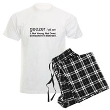Geezer Definition Pajamas