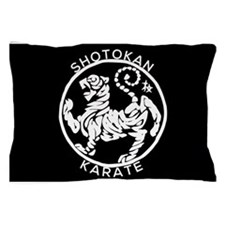 Martial Artist Pillow Case