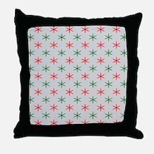 Cute Christmas patterns Throw Pillow