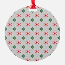 Cute Christmas patterns Ornament
