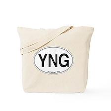 YNG Tote Bag