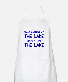 Happens at lake stays Apron