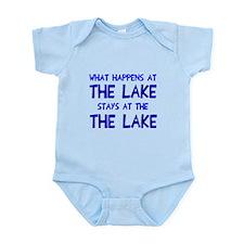 Happens at lake stays Onesie