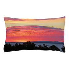 Sun Rise Lake Superior Pillow Case