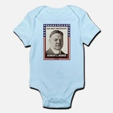 1928 Hoover - Our Next President Body Suit