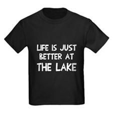 Life is just better lake T