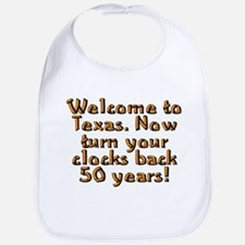 Welcome to Texas - Bib