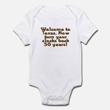 Welcome to Texas - Infant Bodysuit