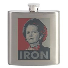 Margaret Thatcher Flask