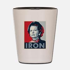 Margaret Thatcher Shot Glass