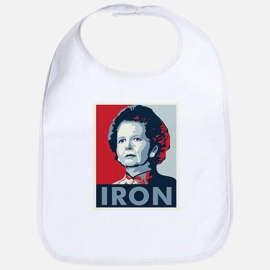Margaret Thatcher Bib