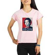 Margaret Thatcher Performance Dry T-Shirt