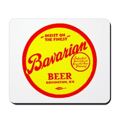 Bavarian Beer-1943 Mousepad