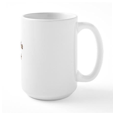 A Morning Without Coffee Large Mug