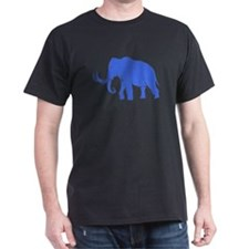 Blue Mammoth T-Shirt