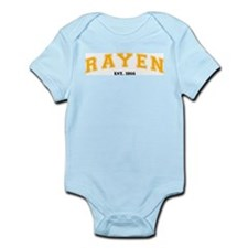 Rayen Arch - Est. 1866 Infant Bodysuit