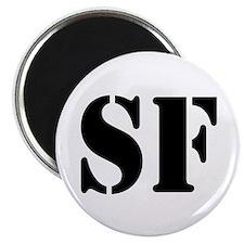 SF White Magnet