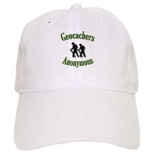 Geocachers Anonymous Baseball Cap