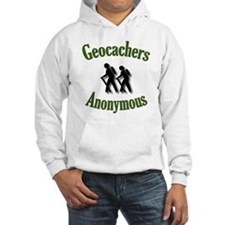 Geocachers Anonymous Hoodie