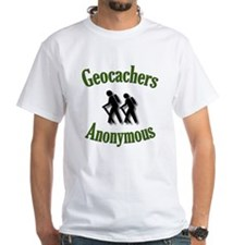 Geocachers Anonymous Shirt