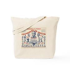 Unique Presidential campaign Tote Bag
