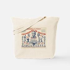 Unique The white house Tote Bag
