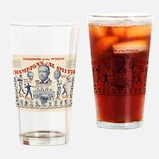 Unique 1928 Drinking Glass