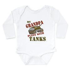 Cute Patriotic baby Long Sleeve Infant Bodysuit