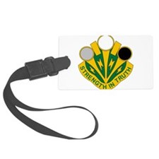 16th Psychological Operations Ba Luggage Tag