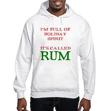 Holiday Spirit Rum Hoodie