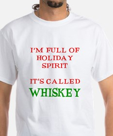 Holiday Spirit Whiskey Shirt