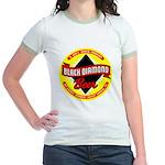 Black Diamond Beer-1948 Jr. Ringer T-Shirt