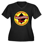Black Diamond Beer-1948 Women's Plus Size V-Neck D