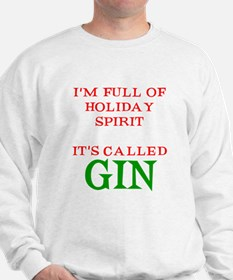 Holiday Spirit Gin Jumper