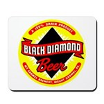 Black Diamond Beer-1948 Mousepad