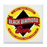 Black Diamond Beer-1948 Tile Coaster
