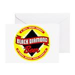 Black Diamond Beer-1948 Greeting Cards (Package of