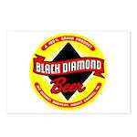 Black Diamond Beer-1948 Postcards (Package of 8)