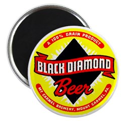 Black Diamond Beer-1948 Magnet
