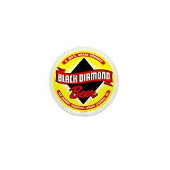 Black Diamond Beer-1948 Mini Button (10 pack)