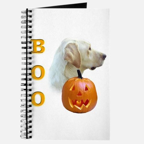 Yellow Lab Boo Journal