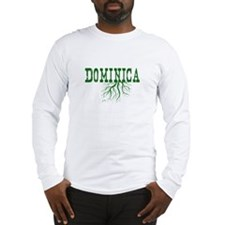 Dominica Roots Long Sleeve T-Shirt