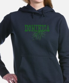 Dominica Roots Women's Hooded Sweatshirt