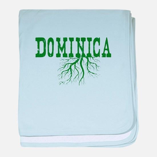 Dominica Roots baby blanket