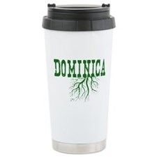 Dominica Roots Travel Mug