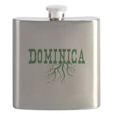 Dominica Roots Flask