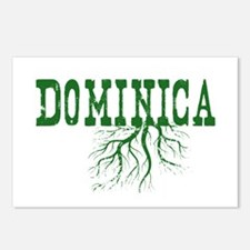 Dominica Roots Postcards (Package of 8)
