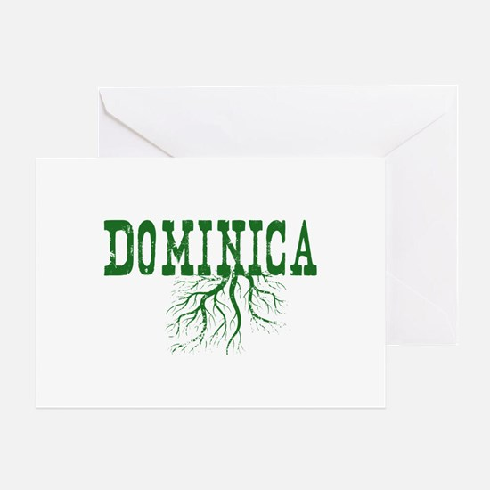 Dominica Roots Greeting Card