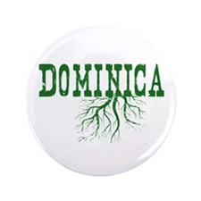 """Dominica Roots 3.5"""" Button (100 pack)"""