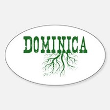 Dominica Roots Decal